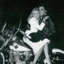 Elvis Presley and Hannerl Melcher - 400 x 571