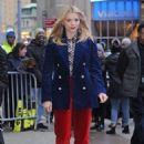 Chloe Moretz – Outside Good Morning America in NYC - 454 x 682