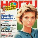 Michelle Pfeiffer - Hörzu Magazine Cover [Germany] (5 February 1999)