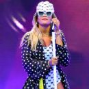 Rita Ora – Performs at Inauguration of commercial center Velizy 2 in Paris