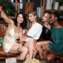 Adriana Lima – Maybelline x New York Fashion Week XIX Party in NYC - 454 x 302