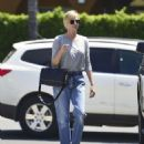 Charlize Theron – Arrives at Dance Class in Los Angeles