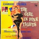The Girl In Pink Tights 1951 Columbia Records - 395 x 400