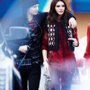 Kendall Jenner, Gigi Hadid, Justin Bieber, Ansel Elgort, Dylan Penn, Hopper Penn - Vogue Magazine Pictorial [United States] (April 2015) - 454 x 588