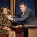 "Jennifer Esposito - ""The Late Late Show With Craig Ferguson"" In Los Angeles, 09.10.2008."