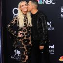 Ashlee Simpson – Billboard Music Awards 2018 in Las Vegas