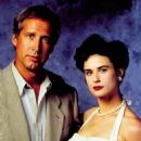 Chevy Chase and Demi Moore