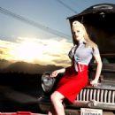 Doris's Various Modeling Shots - 454 x 701