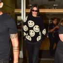 Kendall Jenner – Arrives at LAX International Airport in LA