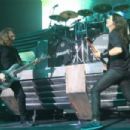 Megadeth shredded Terminal 5 in New York City on March 16, 2016