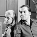 Title: Point of Departure People: Beverly Bentley, William Shatner Character: Eurydice, - 454 x 228