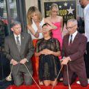 Anna Faris – Eva Longoria Hollywood Walk Of Fame Ceremony in Beverly Hills