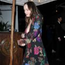 Dakota Johnson Leaves Chateau Marmont in West Hollywood - 454 x 682