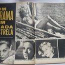 Kim Novak - Manchete Magazine Pictorial [Brazil] (18 November 1961) - 454 x 322