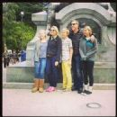 James Hetfield and family - 454 x 454
