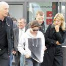 Kristen Stewart's Cultural Berlin Outing