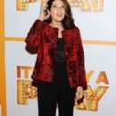 Marisa Tomei Broadway Opening Night Performance Of Its Only A Play In New York