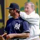 Ron Guidry With Yankee Owner George Steinbrenner