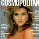 Vanessa Angel - Cosmopolitan Magazine [United Kingdom] (June 1985)