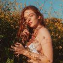 Larsen Thompson – Marc Jacobs Daisy Sunshine Collection 2019 - 454 x 566