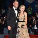 Liev Schreiber and Naomi Watts  : 'The Bleeder' Premiere  - 73rd Venice Film Festival