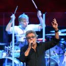 Roger Daltrey  performs on the first night of the band's residency at The Colosseum at Caesars Palace on July 29, 2017 in Las Vegas, Nevada - 384 x 600