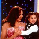 Minnie Driver and Hallie Kate Eisenberg in Destination Films' Beautiful - 2000