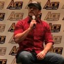 Henry Cavill- December 10, 2017- Ace Comic Con Panel #2