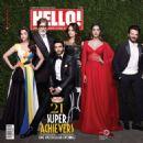 Aishwarya Rai Bachchan, Sonam Kapoor, Ranveer Singh, Amitabh Bachchan, Anil Kapoor - Hello! Magazine Cover [India] (May 2016)