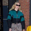 Sophie Turner – Leaving Highline Stages in NYC 02/18/2019
