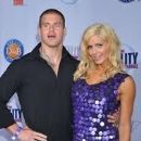 Torrie Wilson and Nick Mitchell