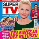 Joanna Racewicz - Super TV Magazine Cover [Poland] (4 January 2013)
