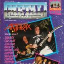 White Lion - Metal Forces Magazine Cover [United Kingdom] (June 1989)