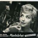 Madeleine Tel. 13 62 11 - 454 x 362