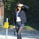 Zooey Deschanel – Out in Beverly Hills - 454 x 594