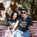 Shannon Leto and Jeannine Burnaeva attends The Retreat Palm Springs 2016 on April 15, 2016 in Palm Springs, California - 454 x 303