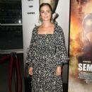 Leighton Meester – 'Semper Fi' Screening in Hollywood - 454 x 675