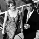Angie Dickinson and Burt Bacharach - 393 x 594
