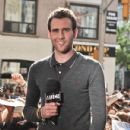 Matthew Lewis was a very busy boy promoting his new film, Harry Potter and the Deathly Hallows: Part 2 in Toronto, July 12!