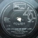 Love Bug Leave My Heart Alone / One Way Out