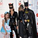 Brooke Burke-17 Annual Dream Halloween Benefit For Children With Aids 10/30/10