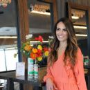 Jordana Brewster – Zyrtec and Create and Cultivate at a Panel to talk Allergy Face in NY - 454 x 380