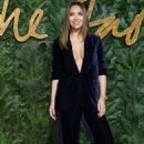 Myleene Klass – 2018 British Fashion Awards in London - 454 x 681