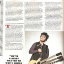 Billie Joe Armstrong - Guitar World Magazine Pictorial [United States] (November 2012) - 454 x 607