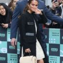 Alicia Vikander – Arrives at 'Good Morning America' in New York City