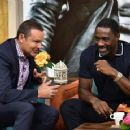 Idris Elba- August 2, 2017- Celebrities Visit Univision's 'Despierta America' - 454 x 360
