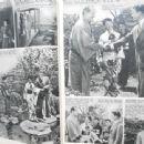 Typhoon Over Nagasaki - Les films pour vous Magazine Pictorial [France] (3 August 1959) - 454 x 340