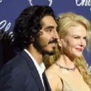 Nicole Kidman & Dev Patel - 28th Annual Palm Springs International Film Festival Film Awards Gala - 454 x 307