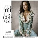 Kelsey Asbille for Town and Country (September 2018) - 454 x 564