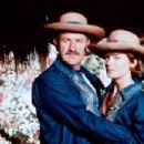 Candice Bergen and Gene Hackman